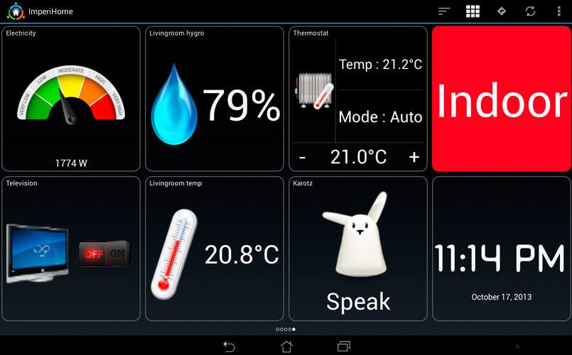 ImperiHome - app domotica