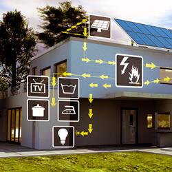Casa inteligente por poco mas de 500 €