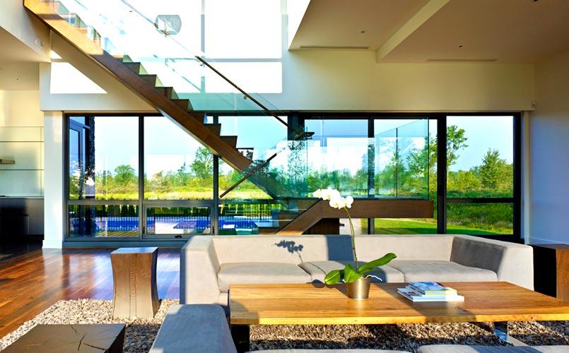 Diseños de doble altura - muebles