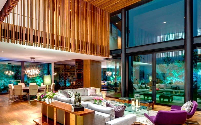 Diseños de doble altura - madera
