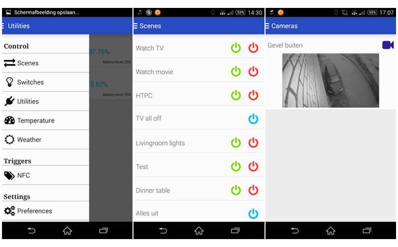 Dromotica - app domotica