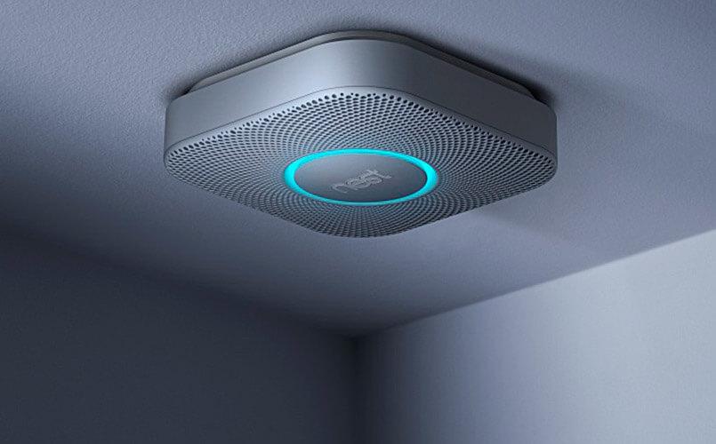 Nest de Google - Alarma de humos